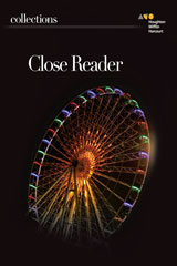 Collections 5 Year Print Close Reader Grade 6-9780544167834