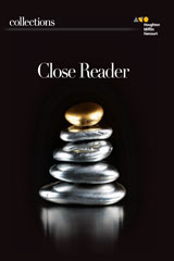 Collections 7 Year Print Close Reader Grade 10-9780544168015