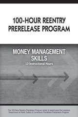 Steck Vaughn 100-Hour Re-Entry Prep Program  Student Edition 10pk Money Management Skills-9780544213807