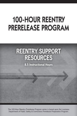 Steck Vaughn 100-Hour Re-Entry Prep Program  Student Edition 10pk Reentry Support Resources-9780544213821