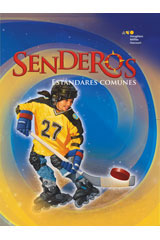 Senderos Estándares Comunes  Common Core Student Edition Set of 25 Grade 5-9780544220294