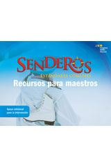 Senderos Estándares Comunes  Teaching Resource Grade K-9780544231054