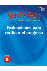 Senderos Estándares Comunes  Progress Monitoring Assessment Grade K-9780544231337