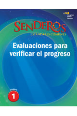 Senderos Estándares Comunes  Progress Monitoring Assessment Grade 1-9780544231344