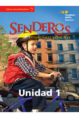 Senderos Estándares Comunes  Decodable Reader, Unit 1 Grade 1-9780544231627
