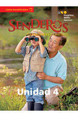 Senderos Estándares Comunes  Decodable Reader, Unit 4 Grade 1-9780544231658