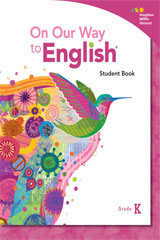 On Our Way to English 6 Year Online Newcomer Book Grade K-9780544233461