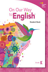 On Our Way to English  Student Book Grade K-9780544235359