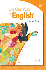 On Our Way to English  Student Book Grade 2-9780544235373