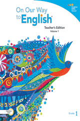 On Our Way to English  Teacher's Edition Volume 1 Grade 1-9780544235434