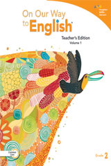 On Our Way to English  Teacher's Edition Volume 1 Grade 2-9780544235458