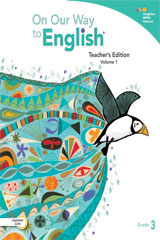 On Our Way to English  Teacher's Edition Volume 1 Grade 3-9780544235472