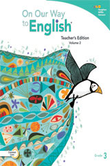 On Our Way to English  Teacher's Edition Volume 2 Grade 3-9780544235489