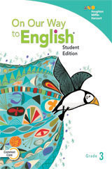 On Our Way to English  Student Edition and Activity Book Package Grade 3-9780544235779