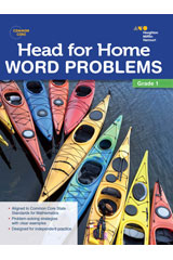 Head For Home  Word Problems Workbook Grade 1-9780544250055
