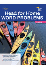 Head For Home  Word Problems Workbook Grade 2-9780544250062