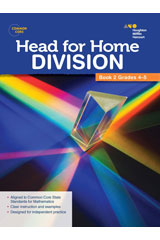 Head For Home  Math Skills: Division, Book 2-9780544250123