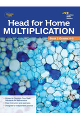 Head For Home Math Skills: Multiplication, Book 2
