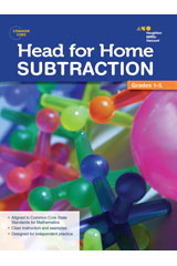 Head For Home  Math Skills: Subtraction-9780544250215