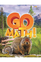 Go Math!  SBAC Test Prep Teacher Edition Grade 4-9780544251953