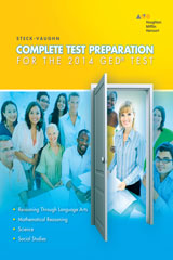 Steck-Vaughn GED Complete Preparation 2014