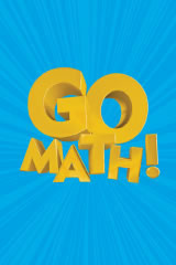 GO Math!  Initial Program Overview Grades K-6 1 User License-9780544279384