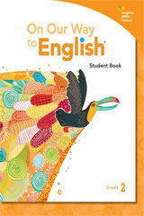 On Our Way to English  Print Classroom Package without Online Leveled Readers 3-year Grade 2-9780544285422