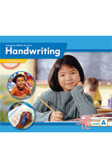 Houghton Mifflin Harcourt Handwriting  Continuous Stroke 5 Pack, Level A Grade 1-9780544317802