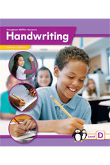 Houghton Mifflin Harcourt Handwriting  Continuous Stroke 5 Pack, Level D Grade 4-9780544317833