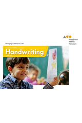 Houghton Mifflin Harcourt Handwriting Continuous Stroke 5 Pack, Starter Level Grade K