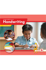 Houghton Mifflin Harcourt Handwriting Ball and Stick Complete Package, Level B Grade 2