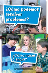 Science and Engineering Leveled Readers  Spanish STEM Reader Pack Grade K-9780544324718