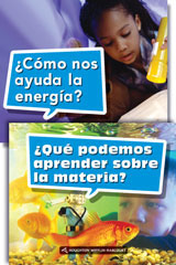 Science and Engineering Leveled Readers  Spanish Physical Science Reader Pack Grade K-9780544324725