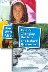 Science and Engineering Leveled Readers  Earth Science Reader Pack Grade 4-9780544325029