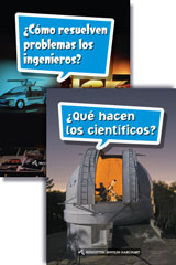 Science and Engineering Leveled Readers  Spanish STEM Reader Pack Grade 5-9780544325128