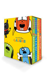 Board Book Set: The Little Box of Laughs