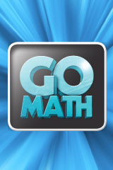 Go Math 2014  Getting Started eLearning 1 User License Grade 6-8-9780544355620