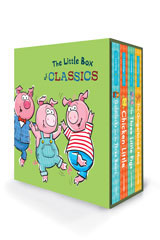 Board Book Set: The Little Box of Classics