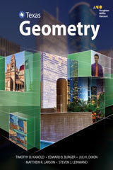 HMH Geometry  Student Edition-9780544362758