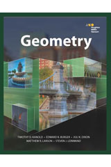 HMH Geometry  Student Edition-9780544385818