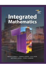 HMH Integrated Math 1 Student Edition
