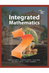HMH Integrated Math 2  Student Edition-9780544389854