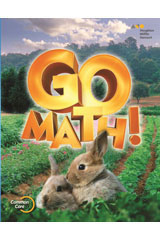 Go Math! 6 Year Print Multi-Volume Student Edition Bundle Grade K-9780544390324