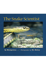 HMH Connections  Extended Text Teaching Guide with Performance Assessment Grade 4 Snake Scientist-9780544444522