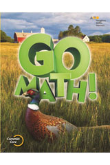 GO Math!  Vocabulary Activities Bundle Grade 5-9780544452091