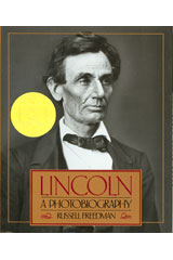 HMH Connections  Whole Group Bundle Grade 5 Lincoln: A Photobiography-9780544457300