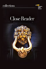 Collections 3 Year Print Close Reader Grade 12-9780544493360