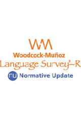 WMLS-R NU, Spanish  Add-On With Individual Score Report-9780544529304