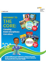 Pathway to the Core: Covering NGSS Disciplinary Core Ideas, Spanish  Online Bundle 3-year license Grade 1-9780544555037