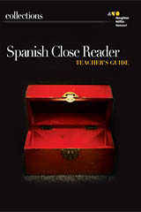 Collections  Spanish Close Reader Teacher Edition Grade 7-9780544569270